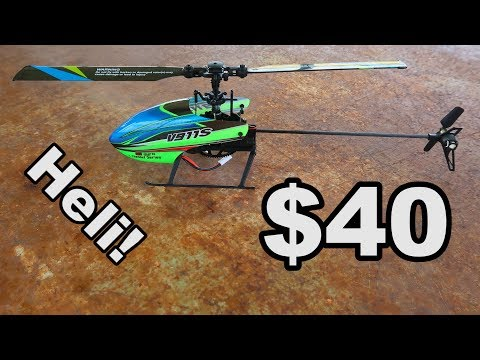 FAST Beginner Heli – WLtoys V911S Helicopter – TheRcSaylors