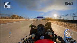 RIDE 3 - Honda Team Honda Racing 2017 - Test Ride Gameplay (HD) [1080p60FPS]