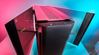 Corsair 500D Review - More of the Same with a Twist!