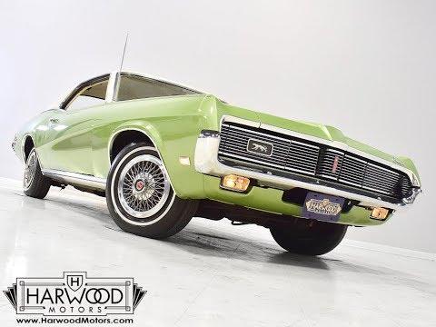 Video of '69 Cougar - PT6P