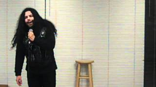 Bookworm Bakery & Cafe Presents Comedy Night 03_23_2012 Video 1.MP4