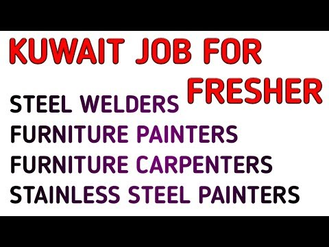 KUWAIT JOBS FOR K D C  COMPANY HOW TO GET A VISA IN KUWAIT