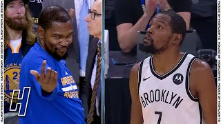 Kevin Durant Tribute Video by Golden State Warriors | February 13, 2021 | 2020-21 NBA Season