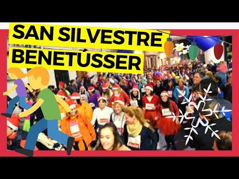 San Silvestre solidaria de Benetússer 2015 para Cruz Roja
