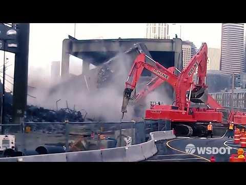 Looking ahead to the Alaskan Way Viaduct demolition