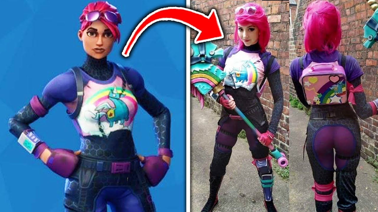 Top 10 Fortnite Characters In Real Life