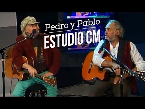 Pedro y Pablo video Entrevista CM - Junio 2015