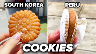 Iconic Cookies Around The World thumbnail