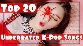 [TOP 20] UNDERRATED K-POP SONGS - OCTOBER 2016 (WEEK 1)