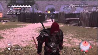 Assassin's Creed: Brotherhood - Strong-Arm Trophy [HD]
