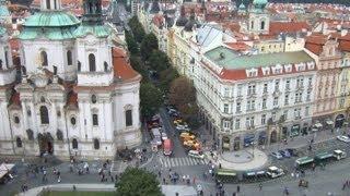 Czech Republic, Prag (Prague City Weekend Tour) HD 1080P