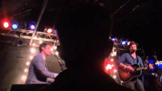 Jon McLaughlin & Andy Davis - Merry Merry Christmas Everyone - The Christmas Tour Boston 2014