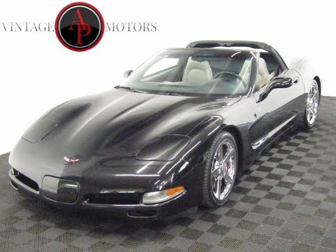 Video of '98 Corvette - QEPV