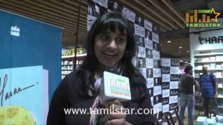 Anu Hasan's Sunny Side Up Book Launch