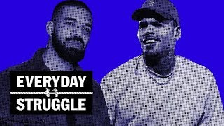 Everyday Struggle - Chris Brown Wilding, PND Dissed Drake?, Staged Eminem Video?