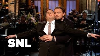 Monologue: Jonah Hill Tries to Be a Big Shot - SNL