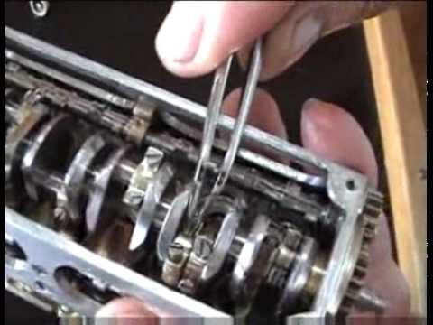 Watch This Guy Painstakingly Hand-Build The Smallest V12 Engine Ever
