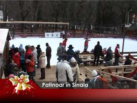 Patinoar in Sinaia