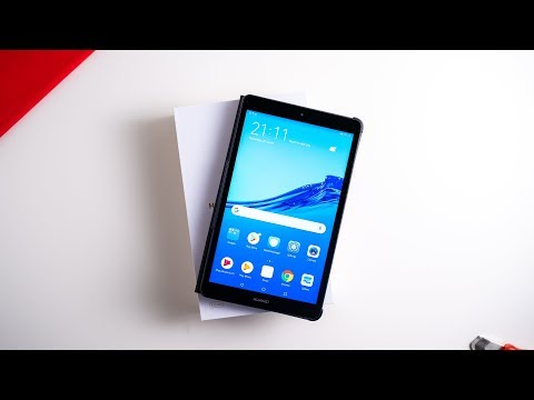 Huawei MediaPad M5 Lite 8 Unboxing & Hands On (Honor Pad 5)