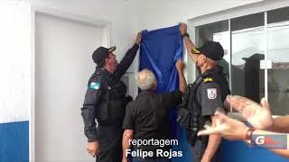 PM inaugura Companhia Destacada no Jardim Catarina