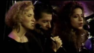 Leonard Cohen   Dance Me To The End Of Love   European Tour 1988, FULL CONCERT 1080p ᴴᴰ HQ