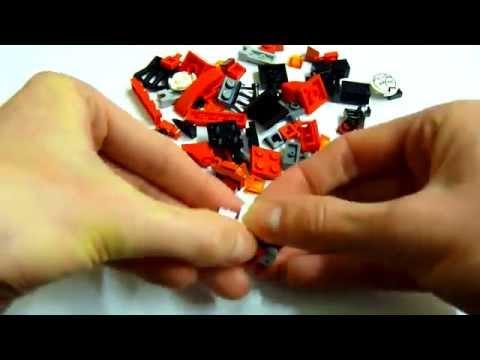 Vidéo LEGO Mixels 41501 : Vulk