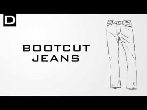 Erklärung: Boocut Jeans-Schnitt | DENIMO