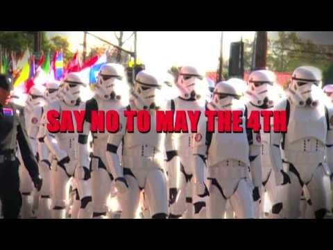 Den Hvězdných Válek: Řekněte ne 4. květnu!