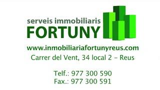 preview picture of video 'Reus, la ciutat de Antoni Gaudi. Fortuny'