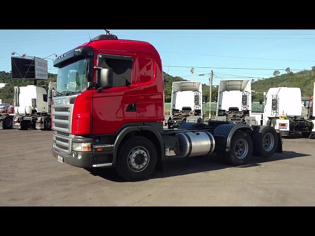 Vídeo do caminhão G420 6x2