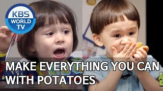 Make everything you can with potatoes [The Return of Superman/2020.05.03]