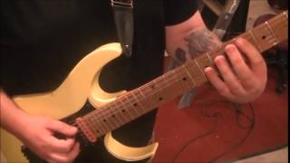 DEF LEPPARD - LADY STRANGE - CVT Guitar Lesson by Mike Gross(part 2) - How to Play