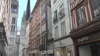 preview picture of video 'Small Travel Gems: Rouen, France'
