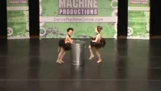 STRAY CAT STRUT---STARZ IN STEP DANCE MACHINE 2014