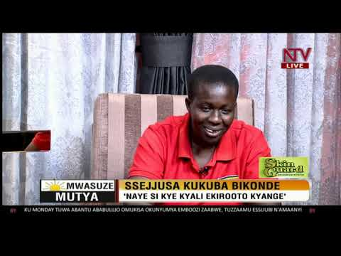 Mwasuze Mutya: Ssejjusa Kukuba bikonde, Helen Baleke anyumya byafunyemu