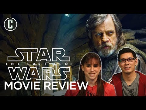Star Wars: The Last Jedi Movie Review - Bold Direction for the Franchise