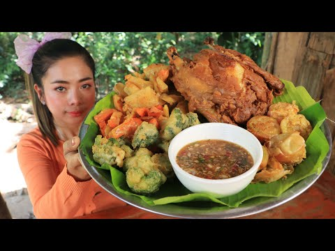 How to cook chicken crispy recipe with chili sauce