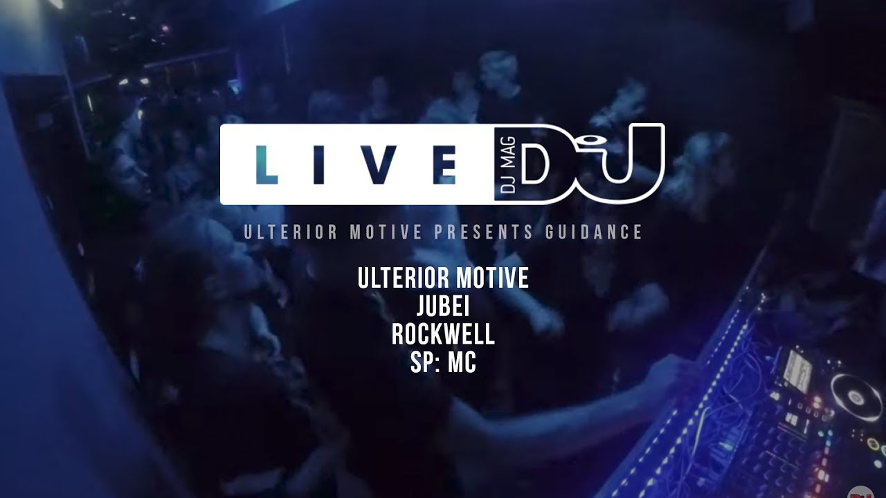Rockwell, Jubei, Spmc - Live @ Ulterior Motive presents Guidance 2017