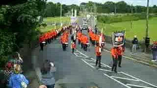 preview picture of video '(D) Ballynarrig, Pride Of Orange F.B  Limavady 12th July 2008 (1)'