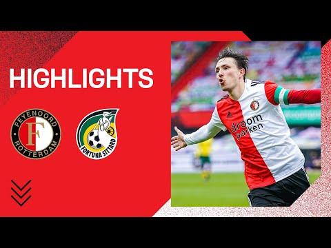 Feyenoord Rotterdam 2-0 Fortuna Sittard