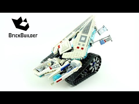 Lego Ninjago 70616 Ice Tank  - Lego Speed build
