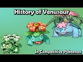 Most CONSISTENT Gen 1 Starter  History of Venusaur in Competitive Pokemon Gen 16