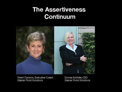The Assertiveness Continuum: Part 1