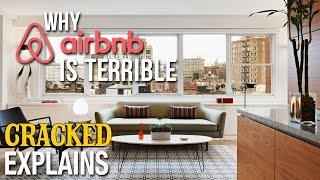 What is wrong with airbnb site