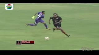 Piala Presiden 2018 : Andre Araujo Bali United (2) vs Borneo FC (2)