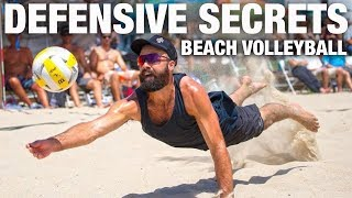 How to READ THE HITTER | Beach Volleyball Tutorial