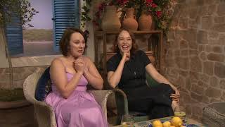 Meet Jessica Keenan Wynn & Alexa Davies Mamma Mia Here We Go Again Interview