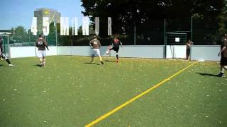 preview picture of video 'OUTDOOR-SOCCER-ARENA des SV 1880 München'