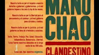 Manu Chao - CLANDESTINO (Album Version)