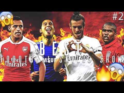 BEST Football Skills Show #2  • ft. Sanchez x Bale x Hazard x Douglas Costa | HD
